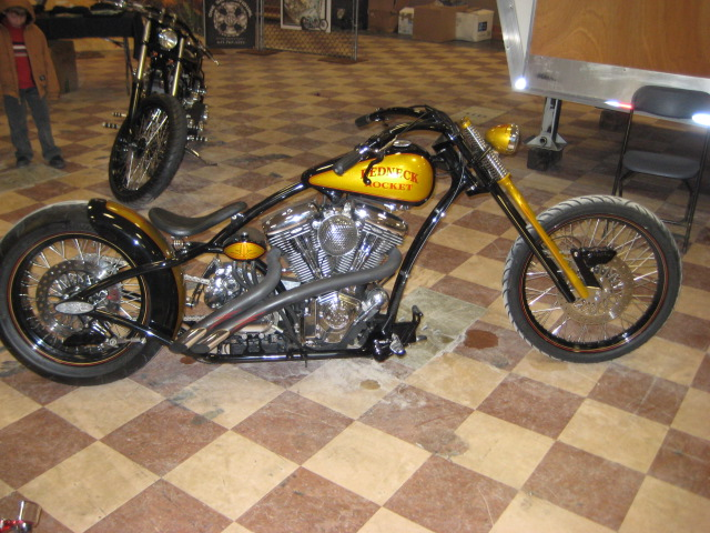 Valley Forge January Show 2009 - Redneck Rocket - Photo ...