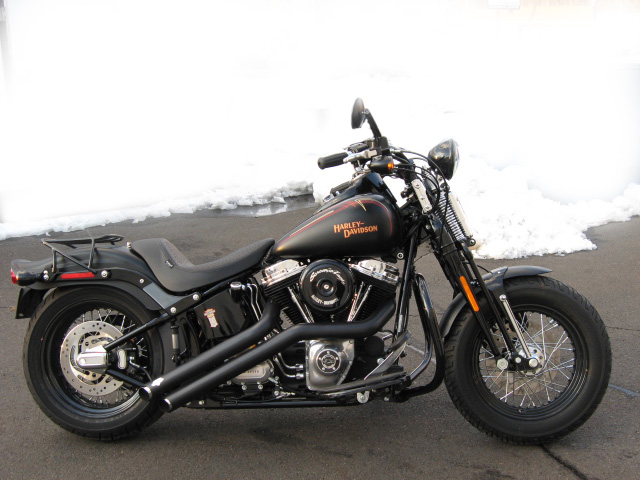 Harley Customs and Cho...