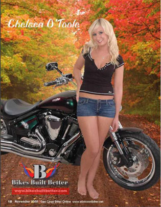 Featured Motorcycle East Coast Biker Magazine