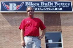 Bikes Built Better Joe Rider Chuck Chop