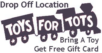 Toys for Tots Drop Off Location