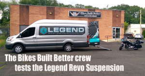 Legend Revo Shocks