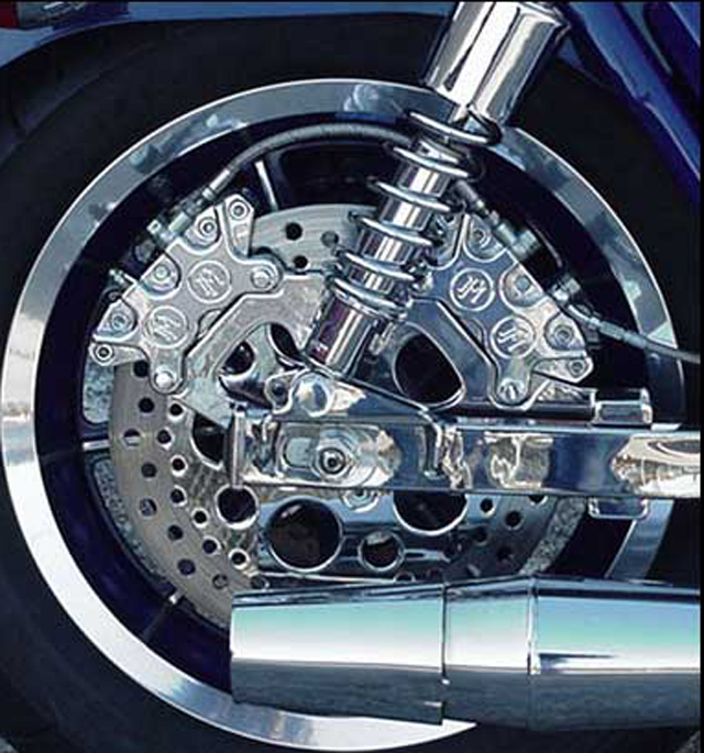 Chrome Plating Done Right