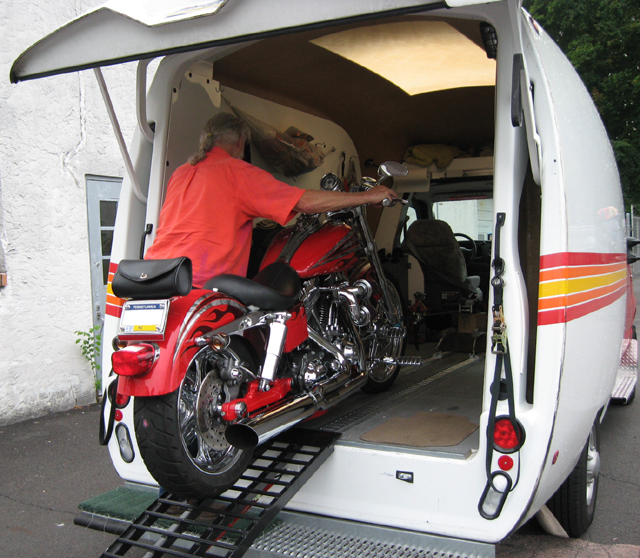 Motorcycle Towing Pick Up And Delivery